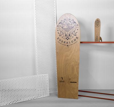Decoración en madera - Portfolio tresatres