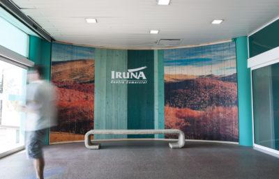 Renovación Centro Comercial Iruña - Portfolio tresatres