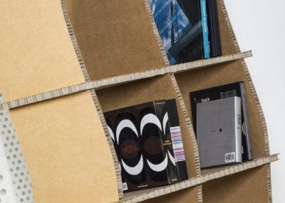 Muebles de cartón - Portfolio tresatres
