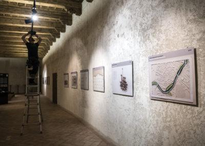 Exposición Mancomunidad Comarca de Pamplona - Portfolio tresatres