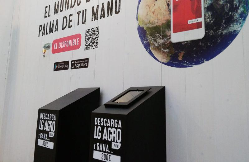 Foto 7 Stand Feria Agroexpo - Portfolio Tresatres
